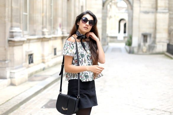 Anoushka Probyn UK London Fashion Blogger Paris Urban Outfitters