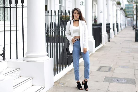 Anoushka Probyn UK London Fashion Blogger