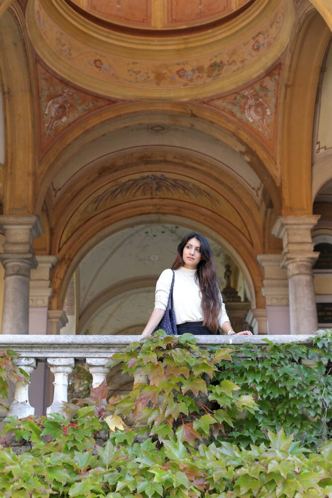 Anoushka Probyn UK London Fashion Blogger Zagreb Croatia City Guide