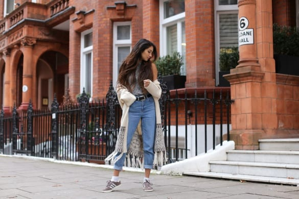 Anoushka Probyn UK London Fashion Blogger WozNow Urban